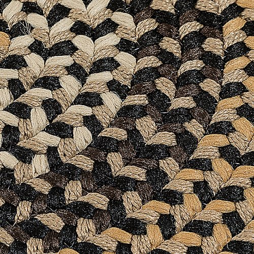 Brook Farm Rug BF42 Blackberry 4' X 4'