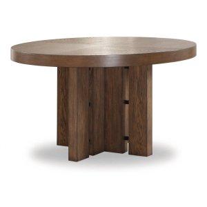 FLEXSTEELMaximus Round Dining Table