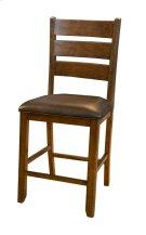 Ladderback Barstool Product Image