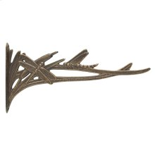 Dragonfly Nature Hook - French Bronze
