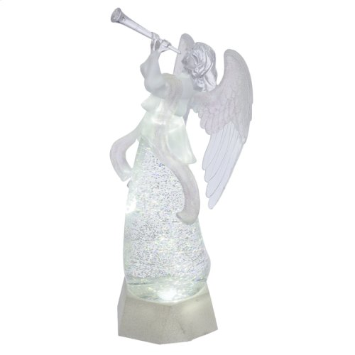 Lighted LED Shimmer Angel.
