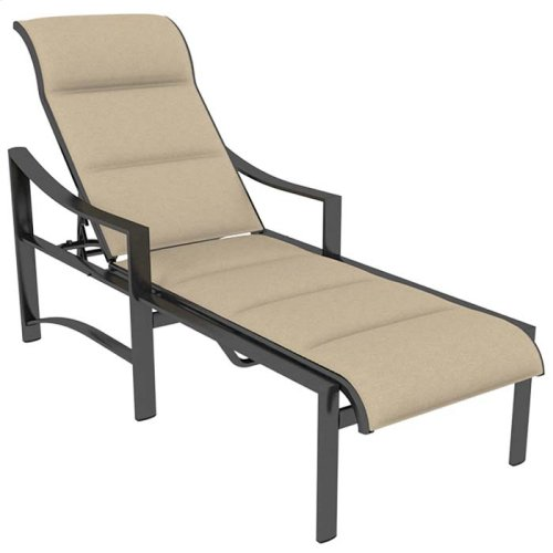 Kenzo Padded Sling Chaise Lounge