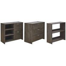 Loft Under Bed Storage (3/CN)