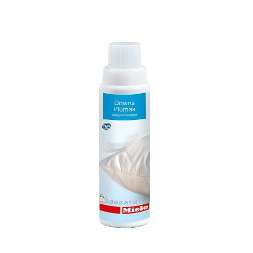 WA DF 252 L Special detergent for down 8.5 fl oz. ideal for pillows, sleeping bags or high-quality down clothing.