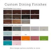 """Custom Dining 44"""" Oval Table"""