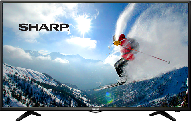 SHARP LED TVs