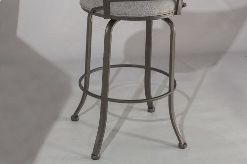Belle Grove Commercial Swivel Counter Stool