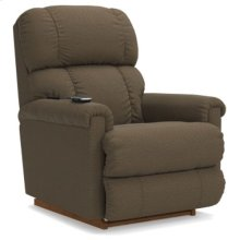 Pinnacle Power Rocking Recliner w/ Head Rest & Lumbar
