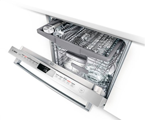 """24"""" Bar Handle Dishwasher 800 Series- Stainless steel SHX68TL5UC"""