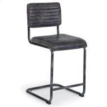 Dylan Counter Stool - Ebony (min Qty 2 )