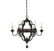 Kelsey 6 Light Chandelier