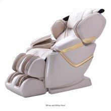 New 4D L-Track Air Massage Chair.