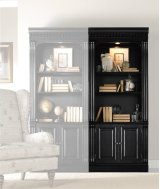 Telluride Bunching Bookcase (w/doors) Product Image