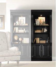 Telluride Bunching Bookcase (w/doors)