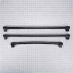 AmanaFrench Door Refrigerator Handle Kit, Black