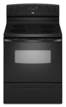 (TES355VB) - 30 Self-Cleaning Freestanding Electric Range
