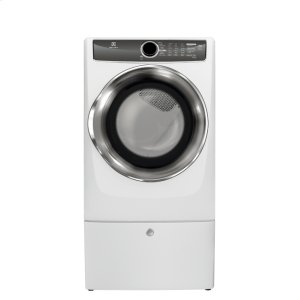 ElectroluxFront Load Perfect Steam Electric Dryer with Instant Refresh and 9 cycles - 8.0 Cu. Ft.