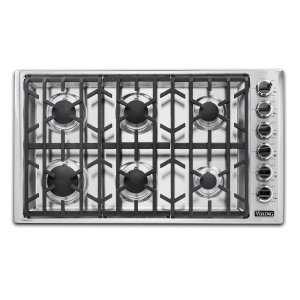 "Viking36"" Gas Cooktop - VGSU5361 Viking 5 Series"