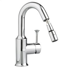 Pekoe 1-Handle Pull Down Bar Sink Faucet  American Standard - Polished Chrome