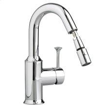 Pekoe 1-Handle Pull Down Bar Sink Faucet  American Standard - Polished Chrome