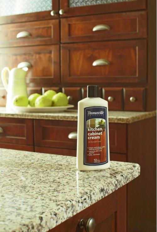 Kitchen Cabinet Cream