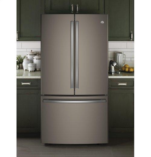 GE® ENERGY STAR® 28.7 Cu. Ft. French-Door Refrigerator