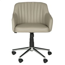 Hilda Desk Chair - Grey