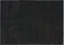 Lexington Black Shag Rug