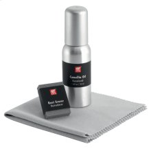 KRAMER by ZWILLING Carbon Steel Use & Care Kit