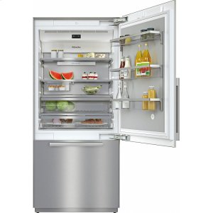MieleKF 2901 SF MasterCool fridge-freezer For high-end design and technology on a large scale.