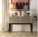 Anthology Irene Anitque Silver Console Table Product Image