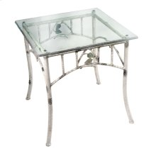 Whisper Creek Iron Side Table
