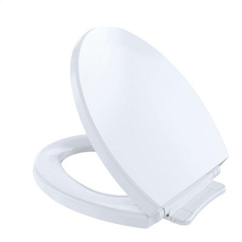 SoftClose® Toilet Seat - Round - Cotton