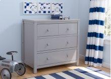 3 Drawer Dresser - Grey (026)
