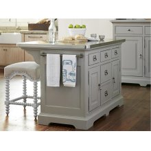 The Kitchen Island