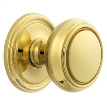 Lifetime Polished Brass 5068 Estate Knob