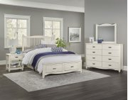 Slat Bed with available storage Product Image