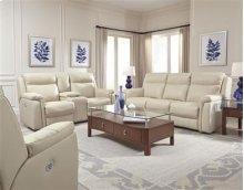 Double Reclining Power Headrest Sofa