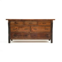 Old Yellowstone - Original Jackson 7 Drawer Dresser