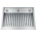 "General Electric30"" Smart Designer Custom Insert w/ Dimmable LED Lighting"