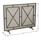 Paneled Firescreen Product Image