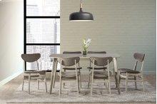 Bronx 7-piece Rectangle Dining Set