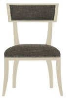Delancey Dining Side Chair in Chalk Product Image