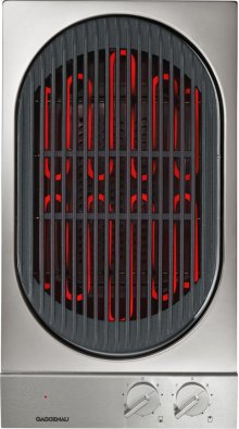 Vario electric grill 200 series VR 230 614 Stainless steel control panel Width 12 ''(FLOOR MODEL)