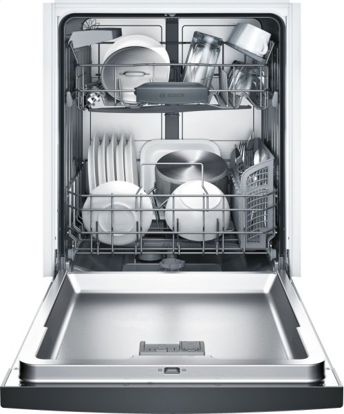 100 Series 100 Series Dishwasher 6+2 Black