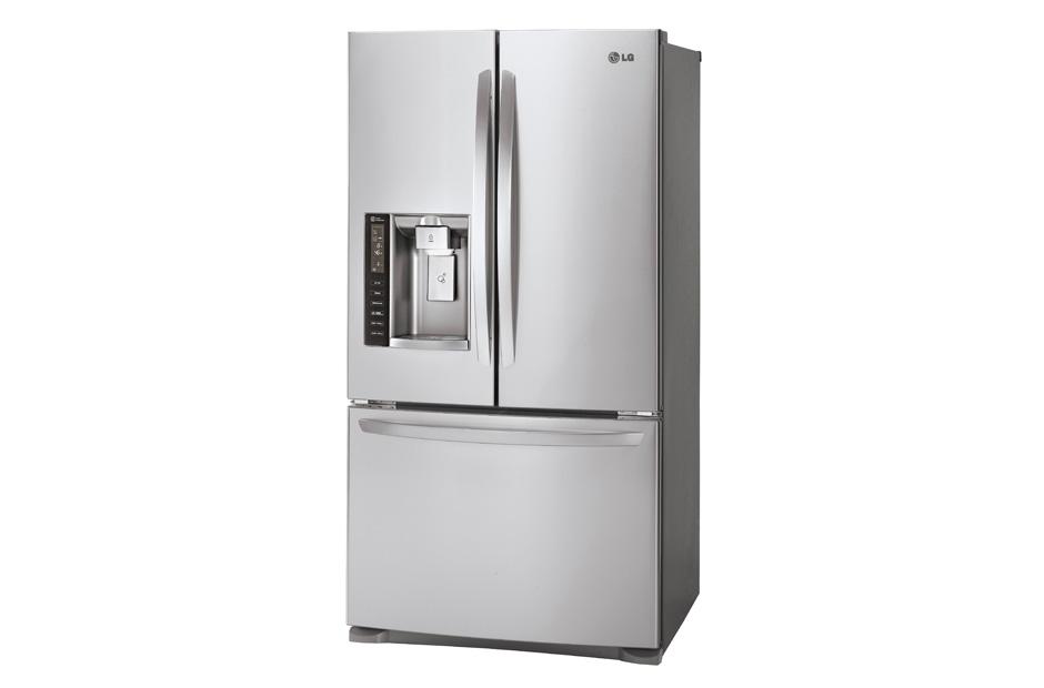 Lfx21976stlg Appliances 20 Cu Ft Large Capacity Counter Depth 3