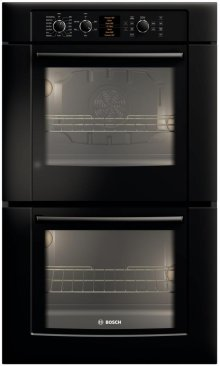 """30"""" Double Wall Oven 500 Series - Black"""