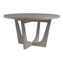 Bianco Brio Round Dining Table