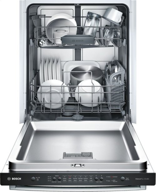 Ascenta Bar Hndl, 6/2 Cycles, 50 dBA, Adj Rack - SS