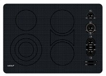 "30"" Electric Cooktop - Unframed"